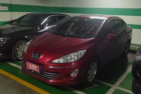 标致-标致408 2011款 1.6L 手动舒适版