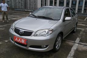 丰田-威驰 2006款 1.3L GL特别版 MT VVT-i