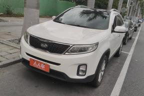 起亚-索兰托 2013款 2.2T 5座柴油豪华版