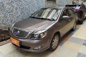 吉利汽车-海景 2012款 节能版 1.5L 手动进取型