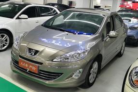 标致-标致408 2011款 1.6L 自动豪华版