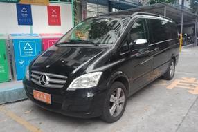 奔驰-唯雅诺 2012款 2.5L 礼遇版