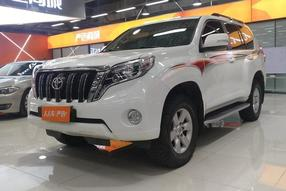 丰田-普拉多 2014款 4.0L 自动TX-L NAVI