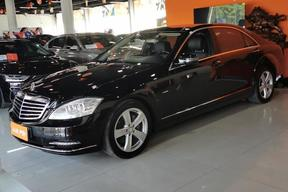 奔驰-奔驰S级 2010款 S 400 L HYBRID