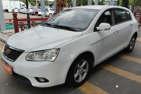 吉利汽车-经典帝豪 2010款 两厢 1.5L 手动舒适型