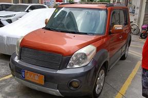 长城-长城M2 2010款 1.5L CVT豪华型