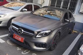 奔驰-奔驰GLA AMG 2017款 改款 AMG GLA 45 4MATIC