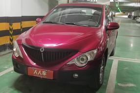 双龙-爱腾 2010款 2.0T 真爱导航柴油版