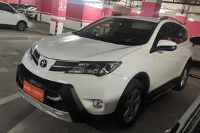 丰田-RAV4荣放 2013款 2.0L CVT两驱都市版