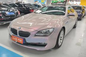 宝马-宝马6系 2012款 640i双门轿跑车