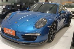 保时捷-保时捷911 2013款 Carrera 4S 3.8L