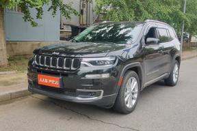 Jeep-大指挥官 2020款 2.0T 两驱精英版