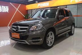 奔驰-奔驰GLK级 2013款 GLK 300 4MATIC 动感型
