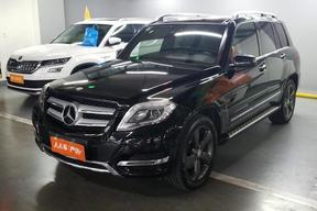 奔驰-奔驰GLK级 2013款 GLK 300 4MATIC 豪华型