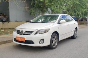 丰田-卡罗拉 2013款 特装版 1.8L CVT至酷版GL-i