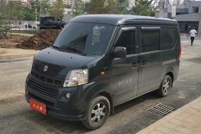 铃木-浪迪 2009款 1.4L手动舒适型 阳光版