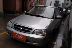 铃木-羚羊 2007款 1.3L 舒适型