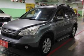 本田-本田CR-V 2007款 2.4L 自动四驱尊贵版