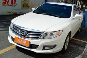 广汽传祺-传祺GA5 2014款 1.6T 自动精英版