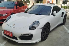 保时捷-保时捷911 2014款 Turbo 3.8T
