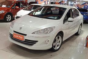 标致-标致408 2013款 2.0L 自动舒适版