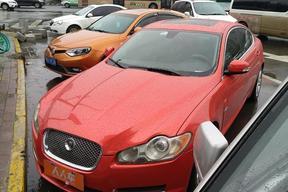 捷豹-捷豹XF 2008款 XF 3.0 V6优质豪华版