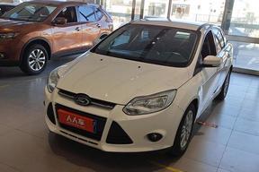 福特-福克斯 2012款 三厢 1.6L 自动舒适型