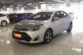 丰田-雷凌 2017款 改款 185T CVT精英版
