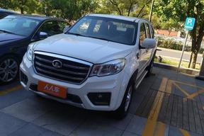 长城-风骏6 2017款 2.4L汽油四驱领航型4G69