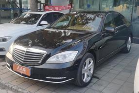奔驰-奔驰S级 2012款 S 300 L 尊贵型 Grand Edition