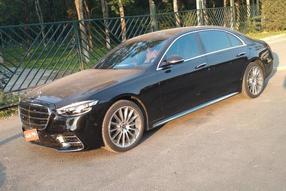 奔驰-奔驰S级 2021款 改款 S 450 L 4MATIC