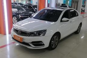 吉利汽车-帝豪 2018款 1.5L CVT向上互联版