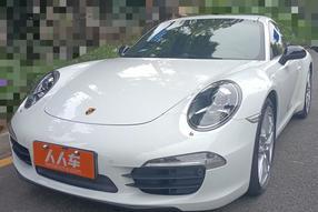 保时捷-保时捷911 2012款 Carrera 3.4L
