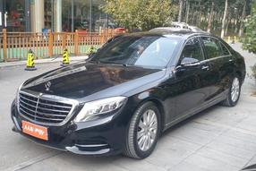 奔驰-奔驰S级 2014款 S 320 L 商务型